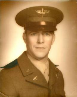 Donald Harding Peck Army Air Corps